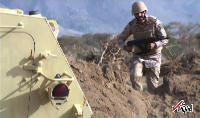 تک تیراندازهای انصارالله ۸ نظامی سعودی را از پا درآوردند