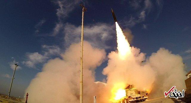 آزمایش موفق موشک «آرو 3» توسط اسرائیل
