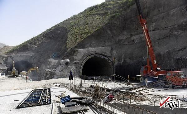 محسن هاشمی: تونل ریلی البرز زمان سفر تهران - شمال را تا نیم ساعت کاهش می دهد / نظیر این تونل در دیگر کشور ها اجرا شده