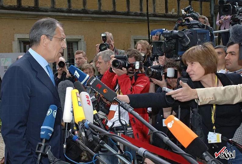 لاوروف: ایران بر عکسِ فرانسه، به صورت قانونی در سوریه حضور دارد