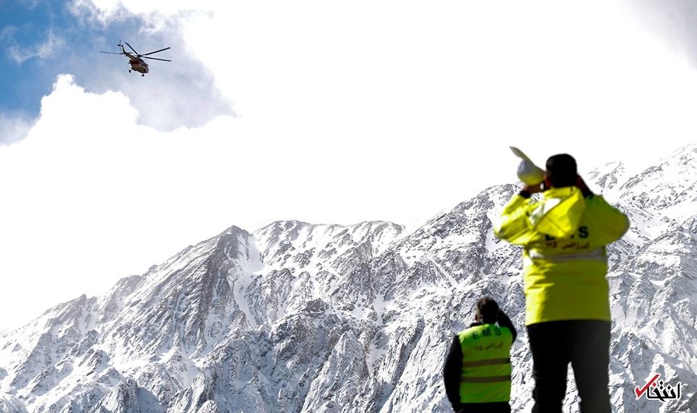 فرمانده میدان حادثه سقوط هواپیمای ATR: هنوز هیچ لاشه ای از هواپیما پیدا نشده