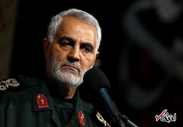 پیام تند سردار سلیمانی به فرمانده ارتش ترکیه