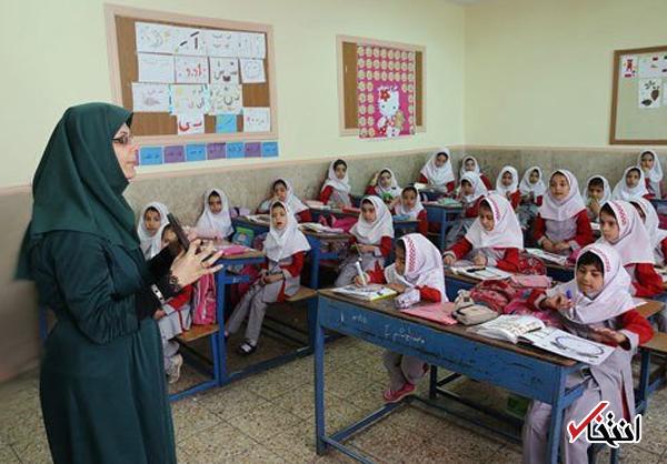 معوقات معلمان حق التدریس واریز شد / پرداخت عیدی تا پایان هفته