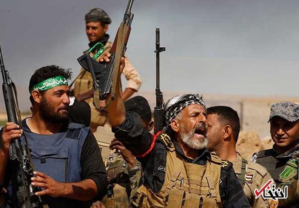 درگیری خونین حشد شعبی و داعش در کرکوک / دستور العبادی برای انجام تحقیقات فوری