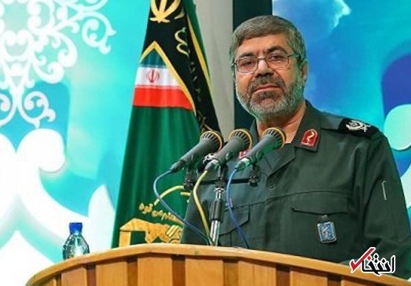 توضیحات سخنگوی سپاه درباره نحوه پیدا کردن لاشه هواپیمای تهران-یاسوج: آرم و نشان هواپیما مشخص است