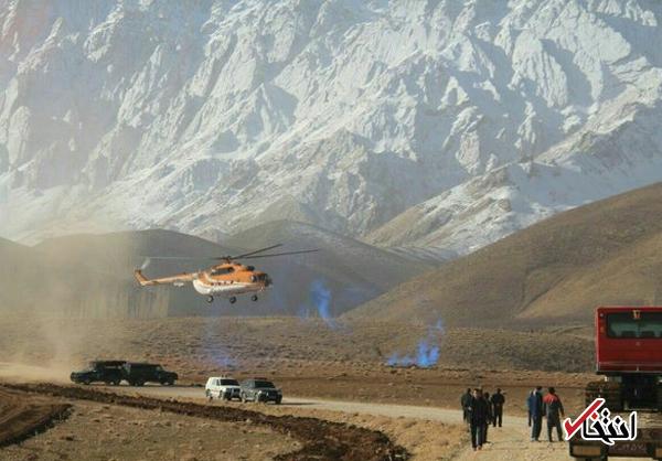 اعزام 4 بالگرد و 314 امدادگر برای جست وجوی اجساد هواپیمای سقوط کرده