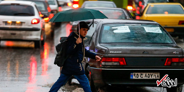 کاهش ۵۰ درصدی بارندگی در کشور از اول مهر تا ۲۹ بهمن