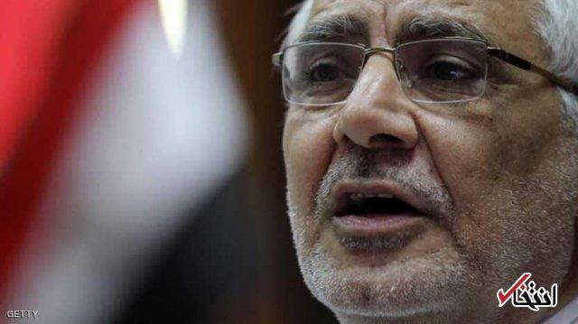 کاندیدای ریاست جمهوری مصر در لیست تروریست ها قرار گرفت