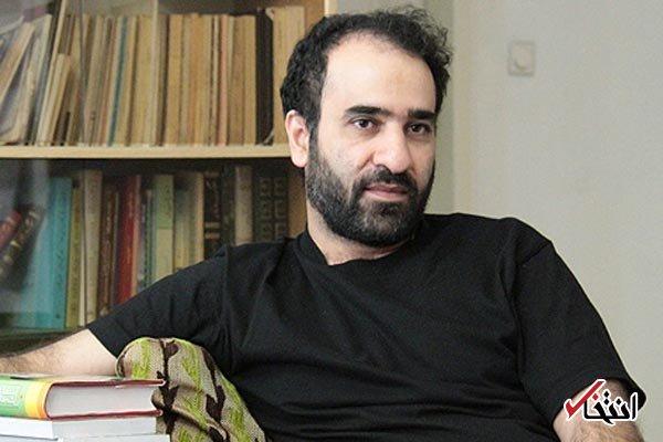 کیهان: رمان جدید رضا امیرخانی بیانیه سیاسی علیه شهردار سابق تهران است / توقع از این نویسنده بیش از این ها بود