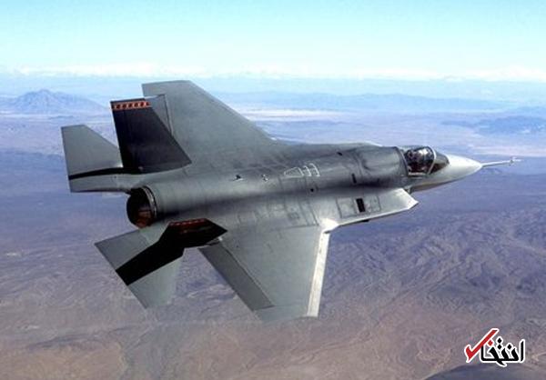 ژاپن 20 جنگنده رادارگریز اف–35 دیگر می خرد