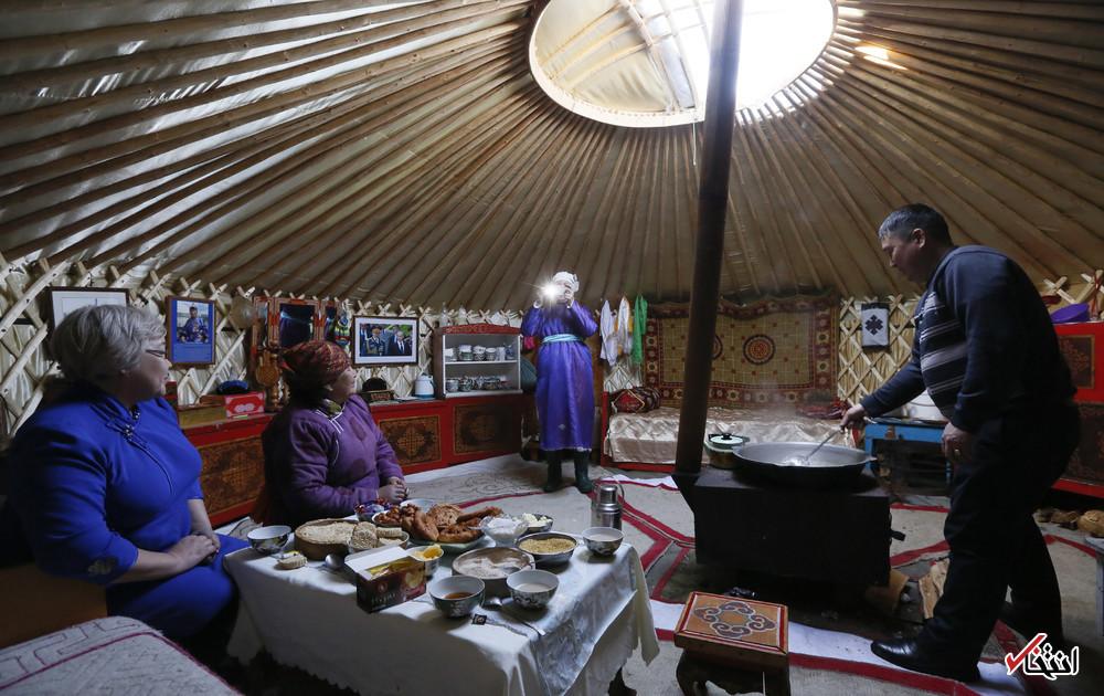 تصاویر : زندگی در سرمای طاقت فرسای سیبری
