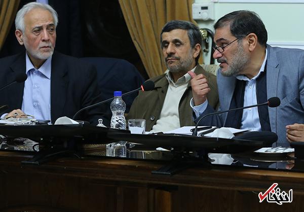 روزنامه جوان: سران ۳ قوه در اعتراض به حضور احمدینژاد در مجمع، به جلسات آن نمیروند