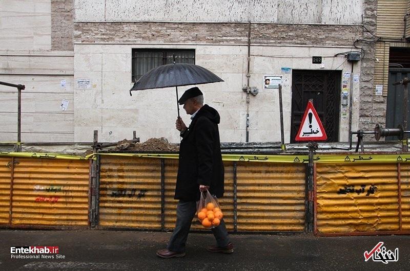 اخبار سینمای ایران    وزش باد شدید در تهران باران بهاری در ۲۰ استان کشور