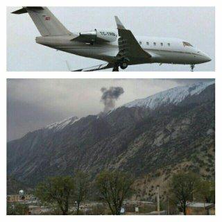 اخبار سینمای ایران     اجساد قابل شناسایی نیست همه سرنشینان هواپیمای ترکیهای کشته شدهاند