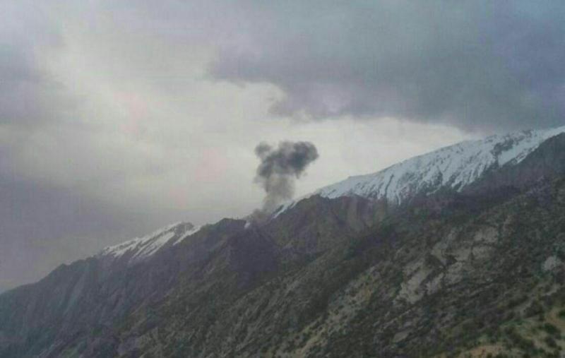 اخبار سینمای ایران     نیروهای بومی به محل حادثه سقوط هواپیما رسیدند