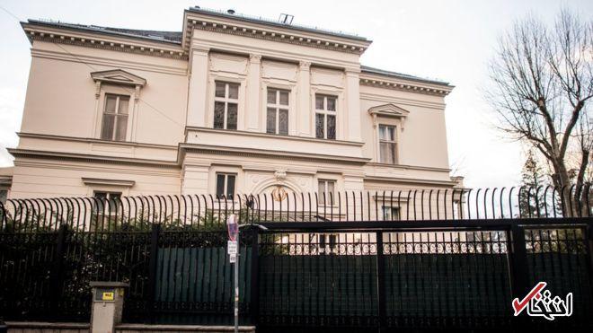 قاسمی: هویت ضارب محل اقامت سفیر ایران در اتریش مشخص نیست/اطلاعات پلیس اتریش تا ساعاتی دیگراعلام میشود