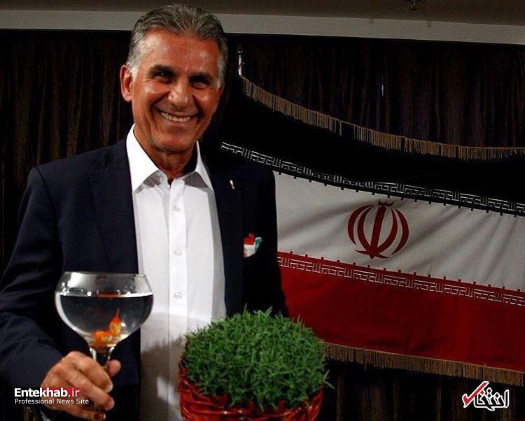 اخبار سینمای ایران     در نوروز، از ۵ هزار کیلومتر دورتر، برای ایرانیها بهترینها را طلب میکنم پیام نوروزی کیروش