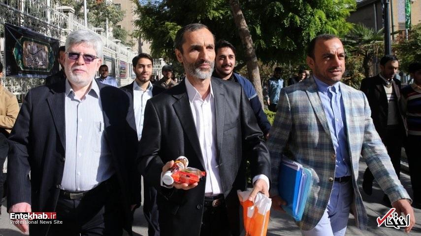 رئیس دادگستری تهران : ارسال حکم بقایی برای اجرا به دادسرا / اطلاعی از بازداشت شدن یا نشدن او ندارم