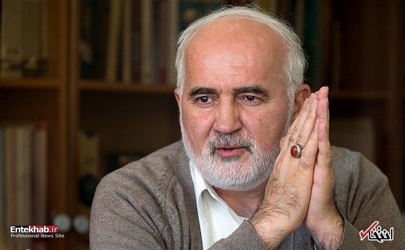 اخبار سینمای ایران   انصاف را رعایت کنید  زمانی که همه سکوت کرده بودند من نامه رد صلاحیت احمدینژاد را نوشتم توکلی