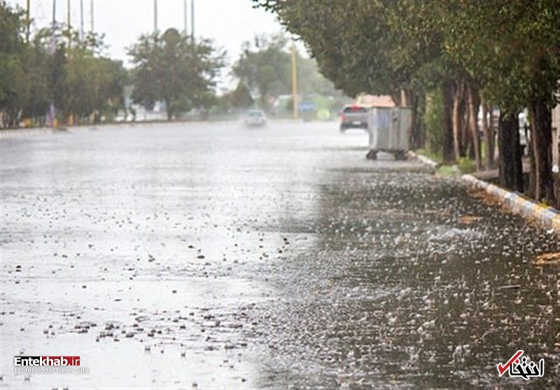 سامانه بارشی جدیدی وارد کشور می&zwnj;شود/<a class='no-color' href='http://newsfa.ir/'>باران بهاری </a> در <a class='no-color' href='http://newsfa.ir/'> ۲۷ استان کشور</a>