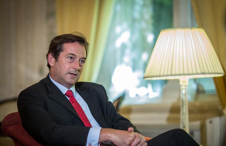 سفیر انگلیس در ایران تغییر کرد