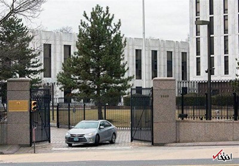 سفارت روسیه: آمریکا قصد تاثیرگذاری بر انتخابات روسیه را دارد
