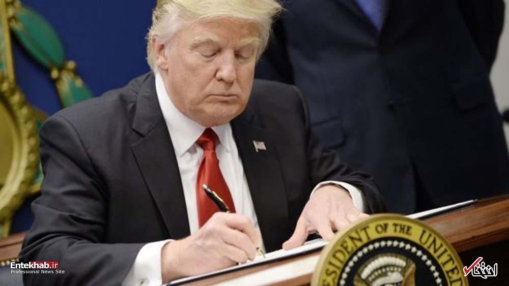 ترامپ مشاور ارشد اقتصادی جدید خود را معرفی کرد