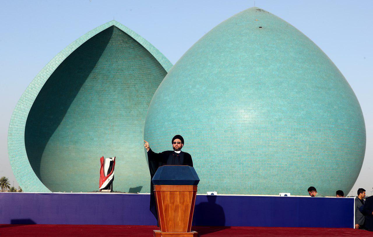 اجازه نمی دهیم عراق آوردگاه اختلافات منطقهای شود عمار حکیم