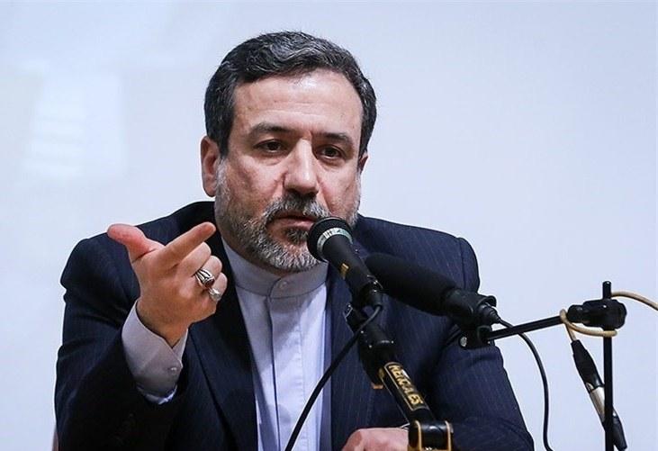واکنش عراقچی به فضاسازی رسانه های غربی درباره تحریم های جدید اروپا علیه ایران