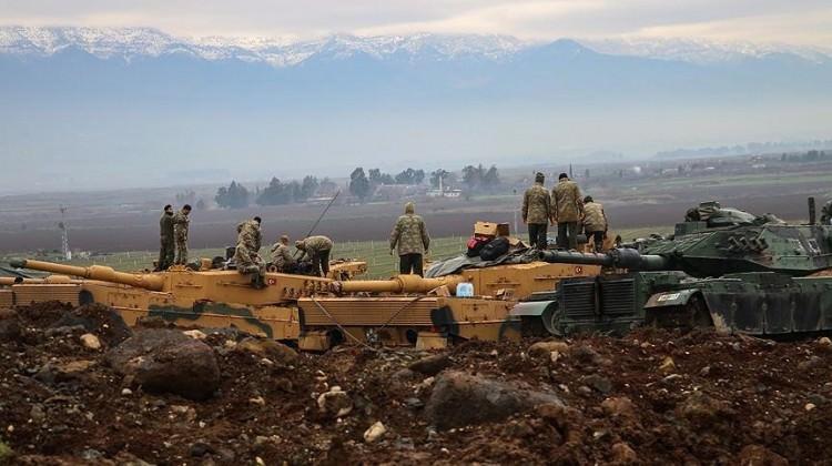۴۶ نظامی ترکیه در عفرین کشته و ۲۲۵ نفر مجروح شدند