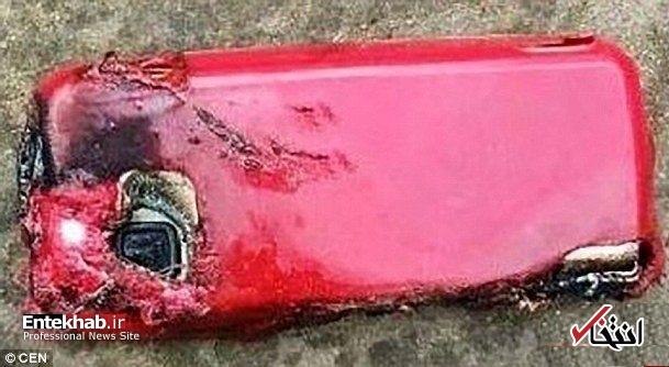 انفجار تلفن همراه، جان دختر هندی را گرفت!