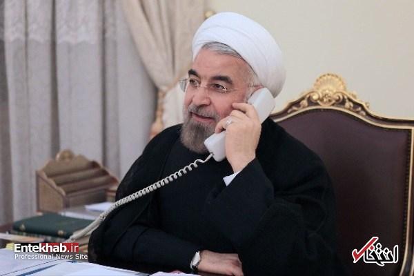 روحانی سال ۱۳۹۷ هجری شمسی را به رهبر معظم انقلاب اسلامى تبریک گفت