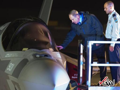 شکست نظریه برتری هوایی اسرائیل / آیا اف35 می تواند ناتوانی اف16 را جبران کند؟