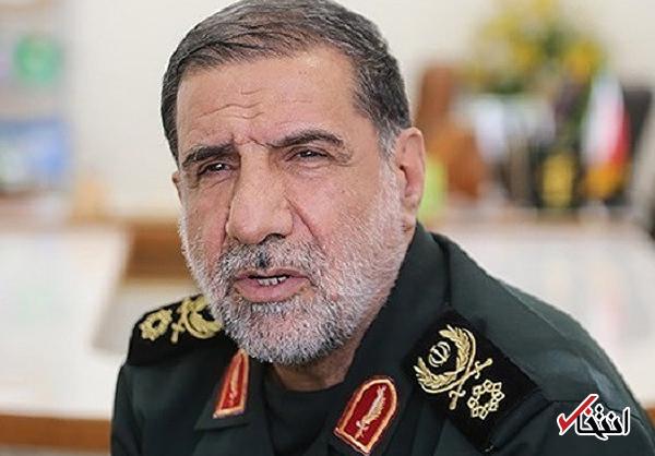 سردار کوثری: در حوادث خیابان پاسداران، عده ای از شهرستان ها راهی تهران شدند؛ بعضی دستگیر و برخی نیز پراکنده شدند / قرارگاه ثارالله ورود نکرد