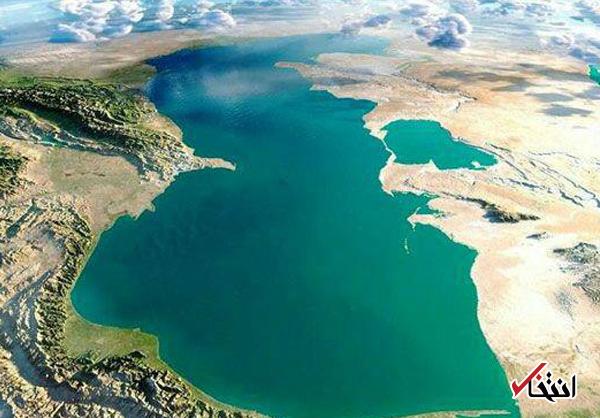 کاهش سطح خزر با سرعت ۱۰۰ برابر اقیانوس ها