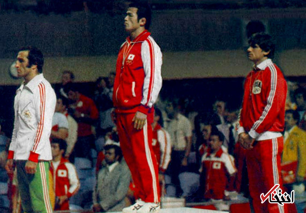 مرگ مشکوک رقیب المپیکی منصور برزگر / کشتی گیر ژاپنی از ساختمان خانه اش به پایین پرت شد