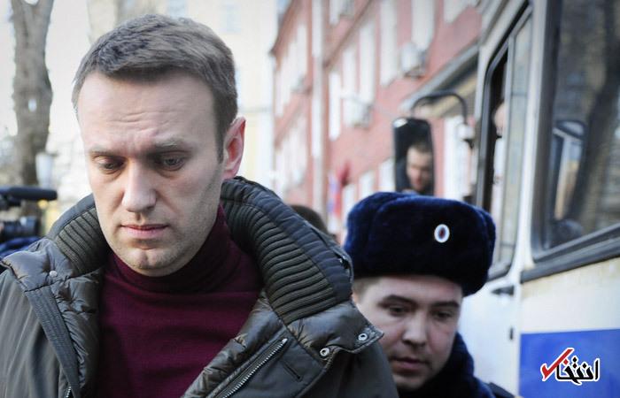 رقیب اصلی پوتین در انتخابات روسیه پس از ردصلاحیت، دستگیر شد