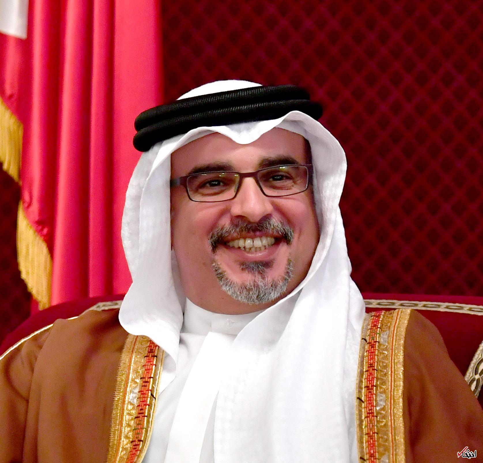 پادشاه بحرین پسرش را ولیعهد كرد