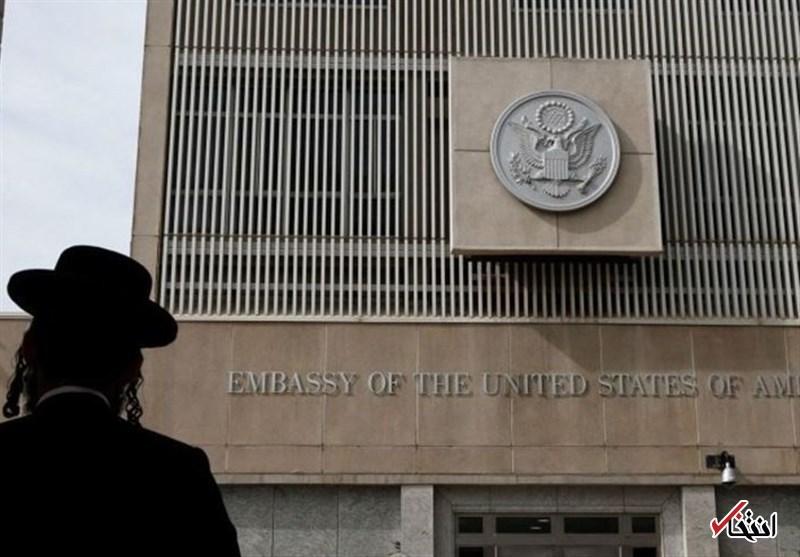 هاآرتص: سفارت آمریکا ۲۴ اردیبهشت به بیت المقدس منتقل می شود