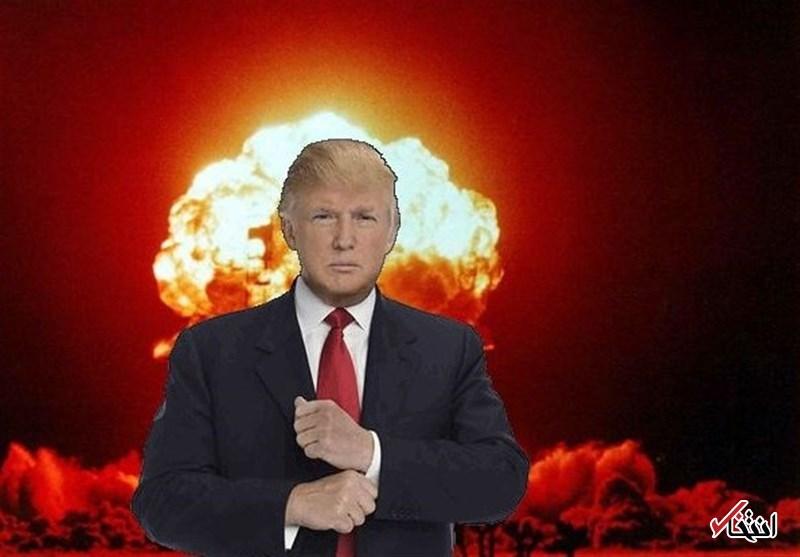 پایگاه آمریکایی «سالون»: ترامپ در حال مقدمه چینی جنگ هسته ای است
