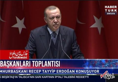 اردوغان: بر 415 کیلومتر مربع از عفرین مسلط شدیم/ بعد از منبج، غرب رود فرات را به کنترل خود درمیآوریم