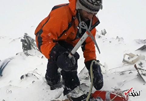 هلال احمر: احتمال زندهبودن مسافران هواپیما در کوه دنا صفر است/ داغدیدگان را اذیت نکنید