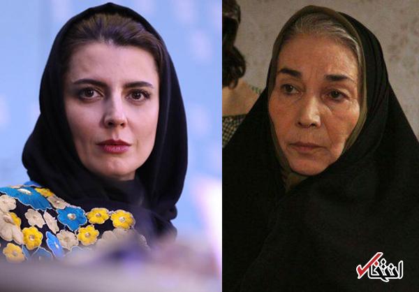 پاسخ تند پروانه معصومی به لیلا حاتمی: مگر در کشورهای دیگر اعتراض را با بوسه جواب می دهند؟  آنها که مردم را به مسلسل می بندند / اگر دوست ندارد از ایران برود جای دیگر زندگی کند!