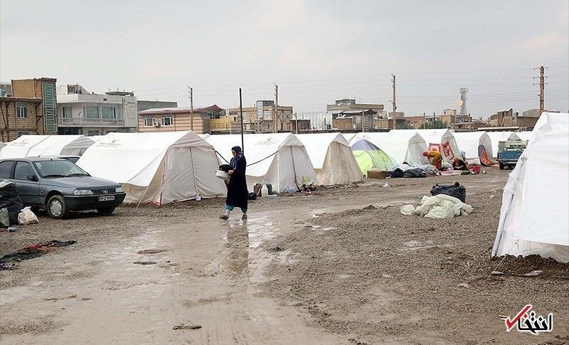 توصیه نماینده کرمانشاه به وزیر کشور: ۳روز با زن و بچه در چادر زلزله زدگان بخواب!
