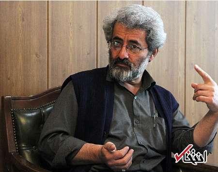 سلیمی نمین: اگر 84 و 88 تکرار شود باز هم به احمدی نژاد رای می دهیم