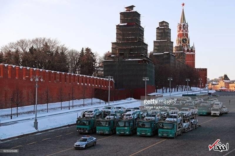 هدیه خاص پوتین به ورزشکاران المپیک زمستانی +تصاویر