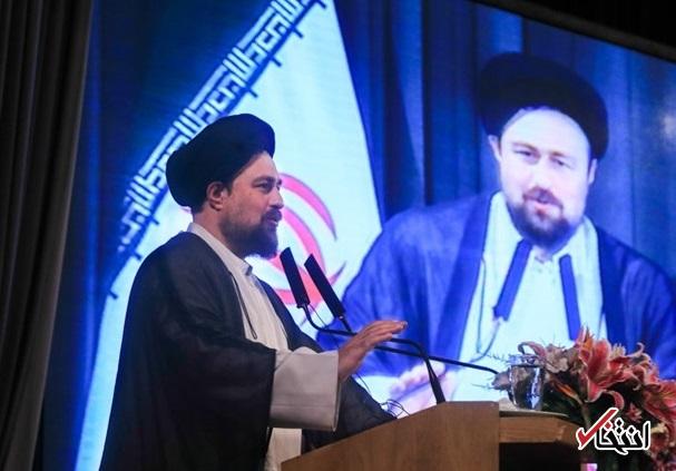اخبار سینمای ایران    از شجاعت هاشمی بیاموزیم، مانند تصمیم برای ثبت نام انتخابات در سال ١٣٩٢  هاشمی به جز انتخابات ۷۶، در تمام انتخابات ها محور اصلی او بود سید حسن خمینی
