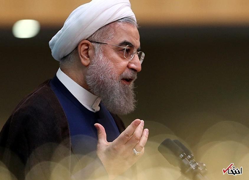 روحانی: برخی وعده ها داد رئیس مجلس را هم درآورده است / فکر می کنند با اعلام اینکه چقدر شغل درست می کنند مشکل اشتغال حل می شود / همه کاندیداها برنامه خود را ارائه کنند