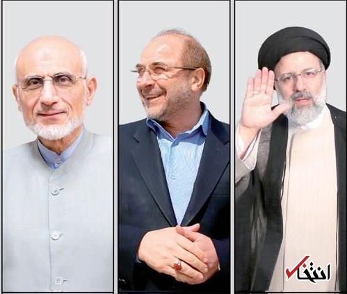 کاندیداهای اصولگرا در مناظره برنامه ای ندادند؛ اینها نتوانستند یک امید موج راه انداز ایجاد کنند / روحانی نفر اول نظرسنجی هاست/کاندیداهای اصولگرا در صحنه خواهند ماند