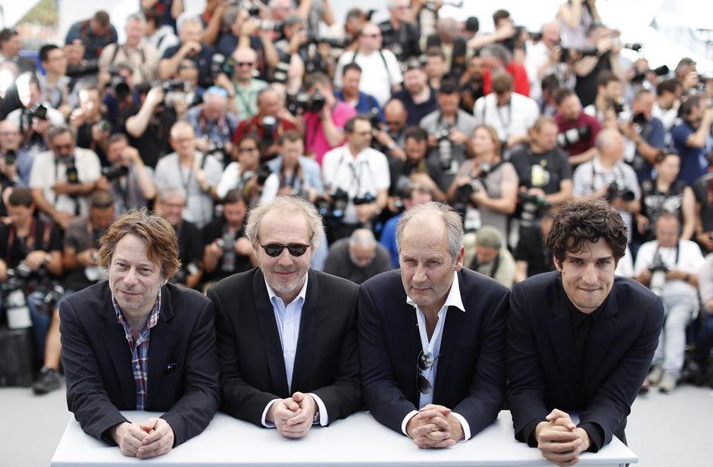 تصاویر : آغاز جشنواره کن با حضور بزرگان سینمای جهان   از اصغر فرهادی تا مونیکا بلوچی